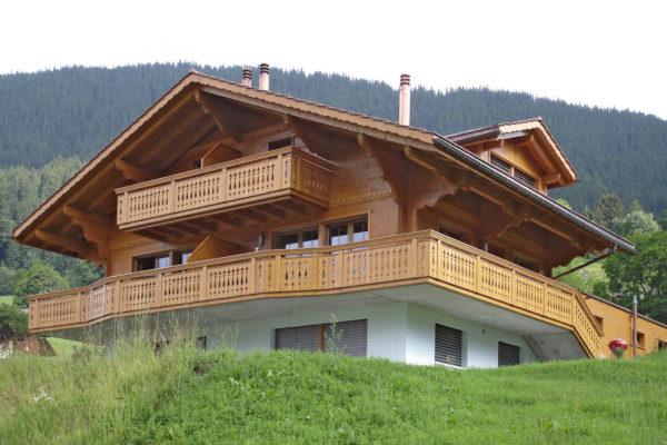 Neubau Chalet, Grindelwald