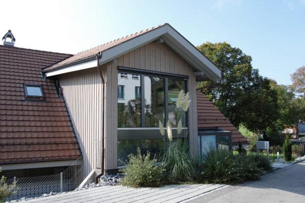 Umbau/Wohnungseinbau/Anbau Bauernhaus, Wikartswil