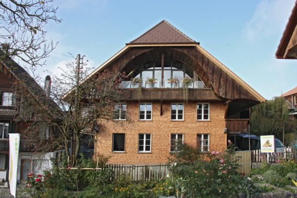 Sanierung und Ausbau Asteson-Haus (sozialpädagogische Betreuung), Rüeggisberg