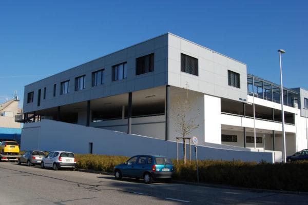 Neubau Fachmarktcenter und Bürogebäude «Lachen Südost», Allschwil BL