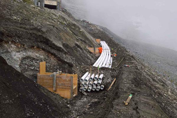 Umlegung Elektrotrasse 16kW, Eigergletscher