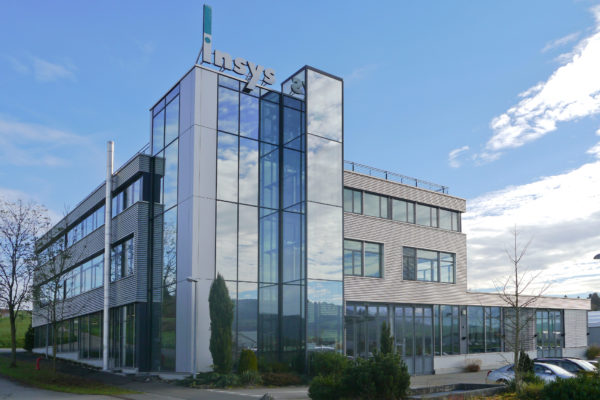 Neubau Fabrikations- und Bürogebäude, Münsingen