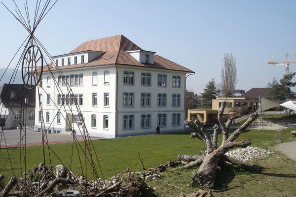 Sanierung, Attraktivierung & Erweiterung der drei Schul-Aussenanlagen, Münsingen