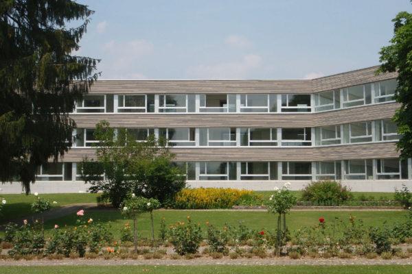 Umbau und Erweiterung Alterssitz Neuhaus, Münsingen