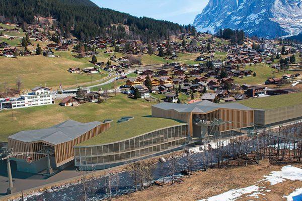 V-Bahn, Grindelwald
