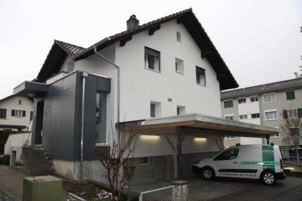 Um- und Anbau EFH, Münsingen